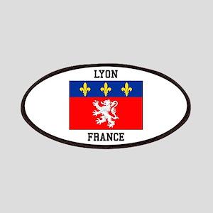 Lyon, France Patch