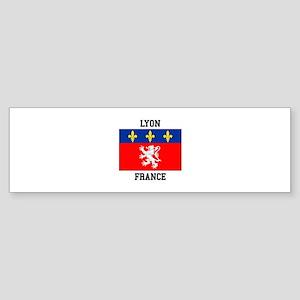 Lyon, France Bumper Sticker