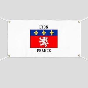 Lyon, France Banner