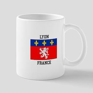 Lyon, France Mugs