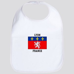 Lyon, France Bib