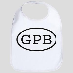 GPB Oval Bib