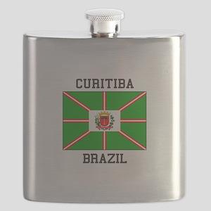 Curitiba Brazil Flask