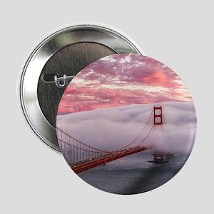 "Golden Gate Bridge 2.25"" Button (10 pack)"