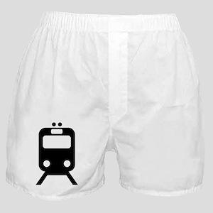 Subway Boxer Shorts