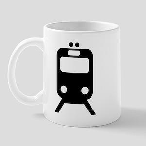 Subway Mug