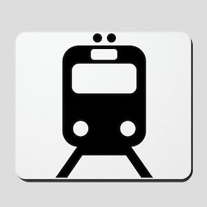 Subway Mousepad