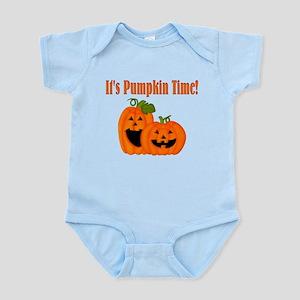 It's Pumpkin Time Infant Bodysuit