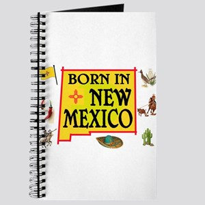 NEW MEXICO BORN Journal