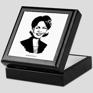 Condoleezza Rice / Great in 2008 Keepsake Box
