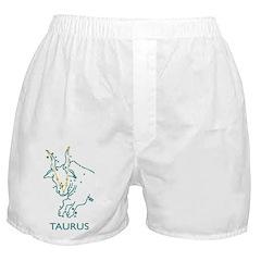 Taurus Boxer Shorts