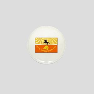 Jacksonville Florida Mini Button