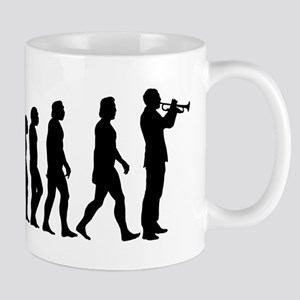 Evolution Trumpet 11 oz Ceramic Mug