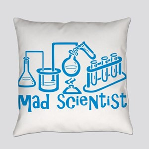 Mad Scientist Everyday Pillow