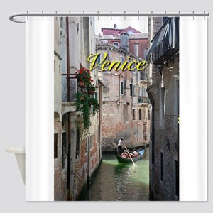VENICE GIFT STORE Shower Curtain