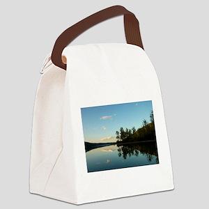 Canandaigua Lake Canvas Lunch Bag