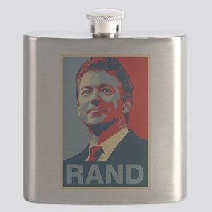 Rand Poster Flask