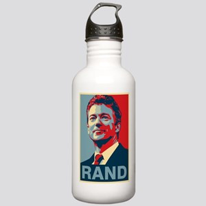 Rand Poster Water Bottle