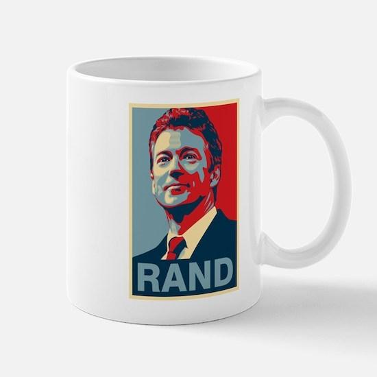 Rand Poster Mugs