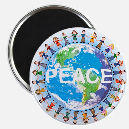 World Peace Magnet (100 pack, Great Deal!)