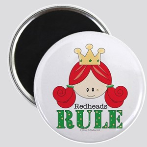 Redheads Rule Redhead Magnet