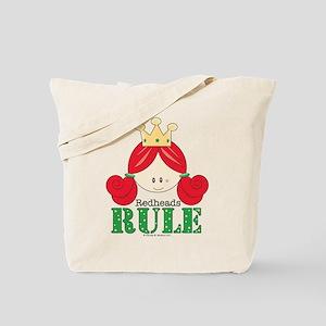 Redheads Rule Redhead Tote Bag