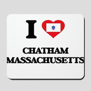 I love Chatham Massachusetts Mousepad