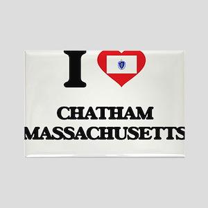 I love Chatham Massachusetts Magnets