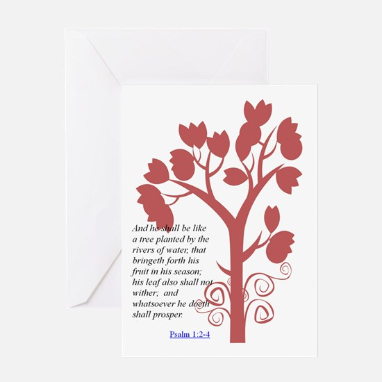 planted Greeting Cards