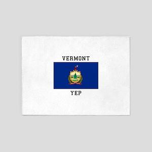 Vermont yeP 5'x7'Area Rug