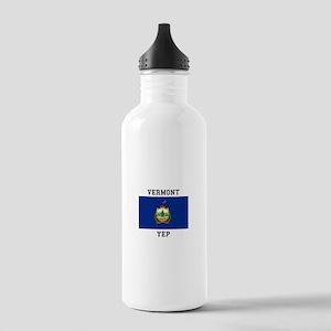 Vermont yeP Water Bottle