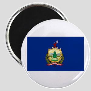 Vermont Flag Magnets