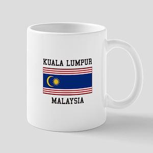 Kuala Lumpur Malaysia Mugs