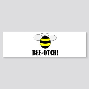 BEE-OTCH Bumper Sticker