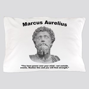 Aurelius: Strength Pillow Case
