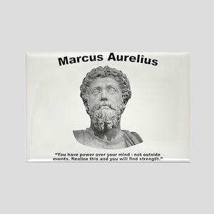 Aurelius: Strength Rectangle Magnet