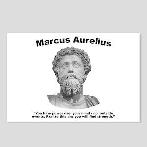 Aurelius: Strength Postcards (Package of 8)