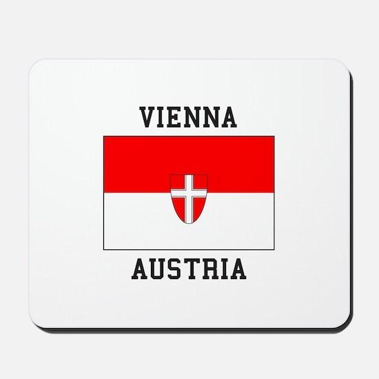 Vienna, Austria Mousepad