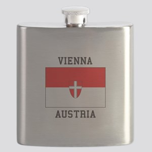 Vienna, Austria Flask