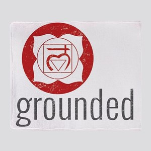 grounded Throw Blanket