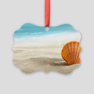 Summer Sand Ornament