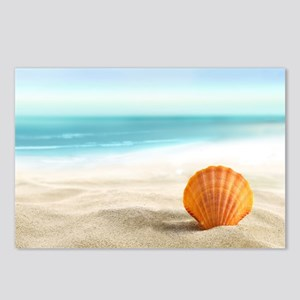 Summer Sand Postcards (Package of 8)