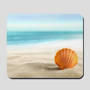 Summer Sand Mousepad