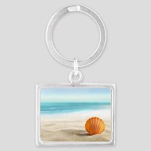 Summer Sand Keychains