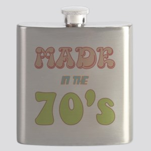 Made in the 70's Flask