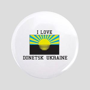 I Love Ukraine Button