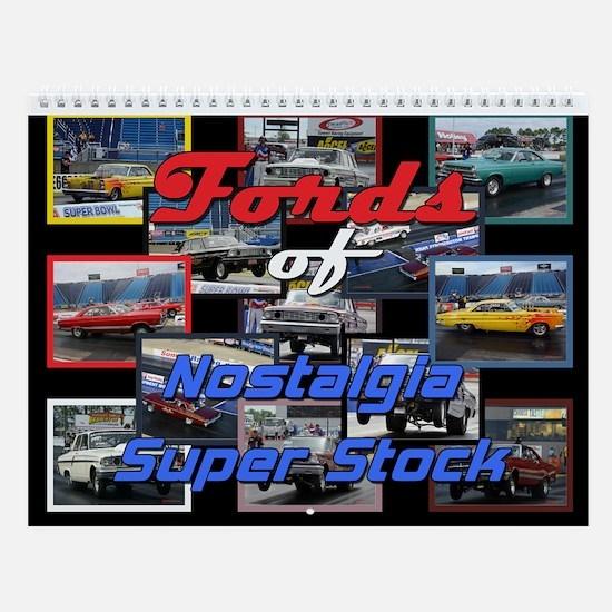 Ford And Mercury Wall Calendar