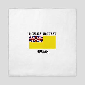 World's Hottest Niuean Queen Duvet