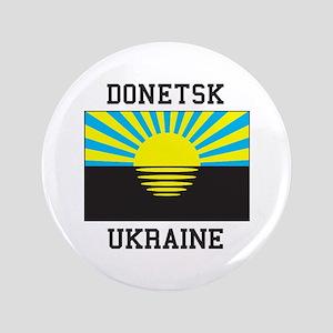 Donetsk Ukraine Button