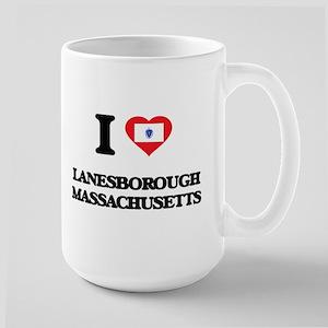 I love Lanesborough Massachusetts Mugs